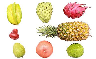PS抠图技巧 水果抠图视频教程