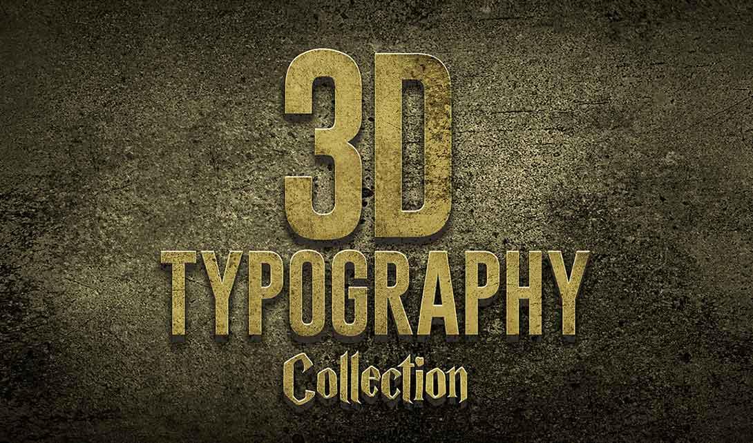 创意字体  英文字体  个性字体    ps立体字 视频相关素材下载