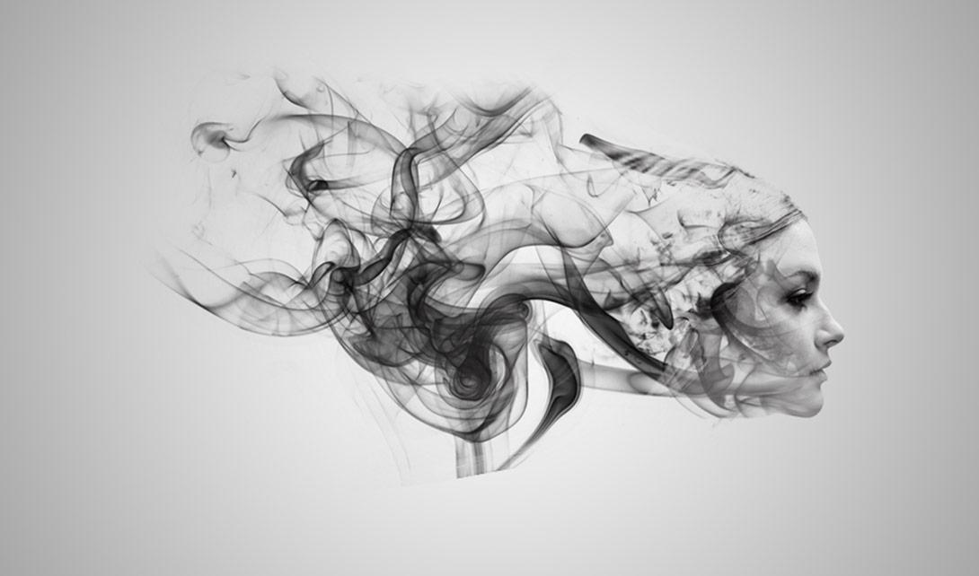 PS烟雾照片效果制作视频教程