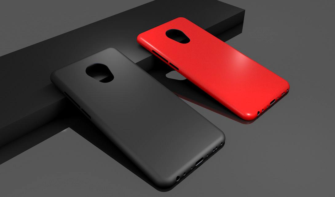 C4D手机壳建模渲染视频教程