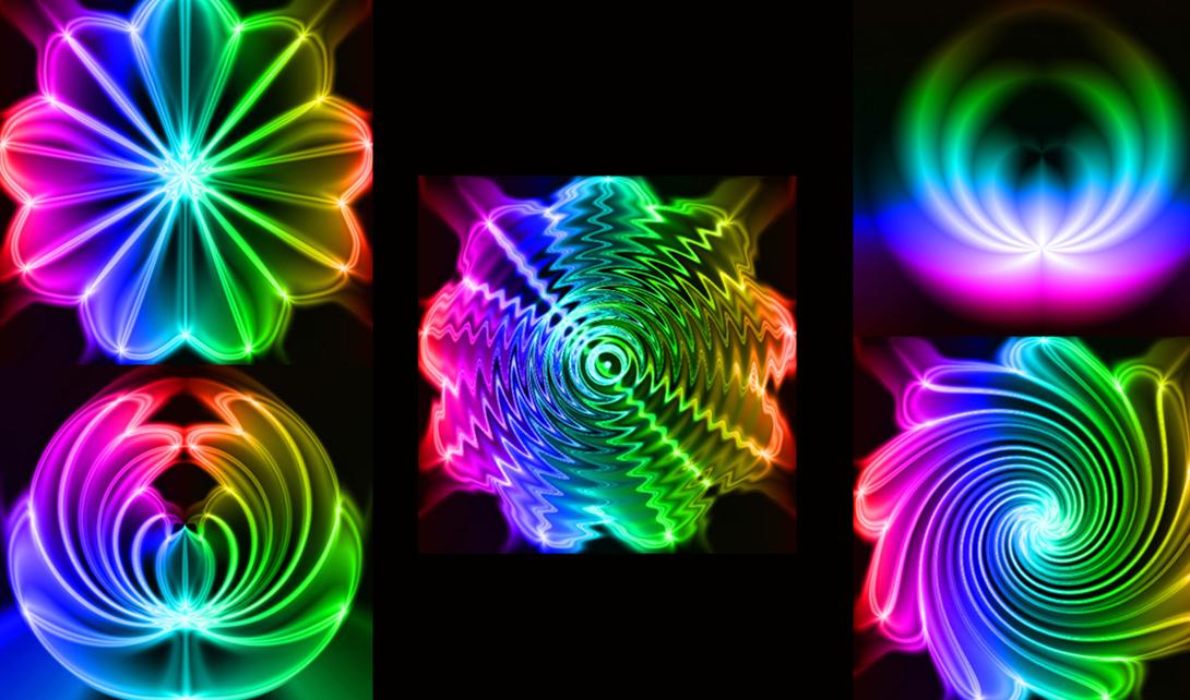 PS水晶花的制作视频教程