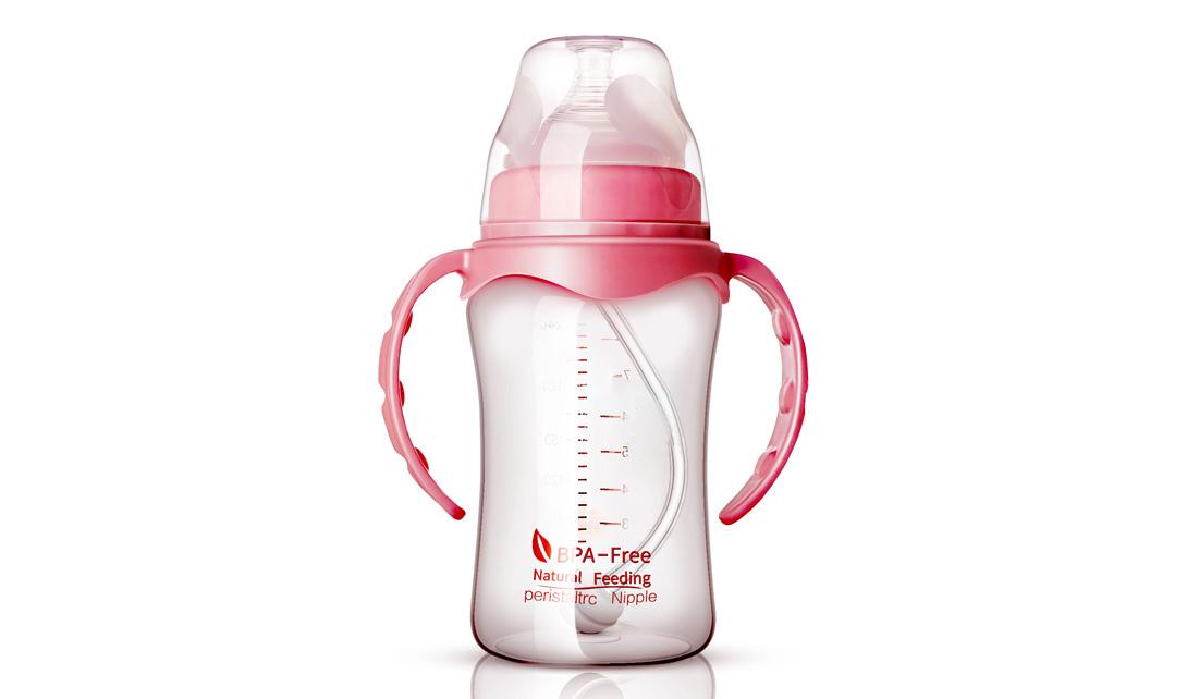PS透明婴儿奶瓶精修视频教程