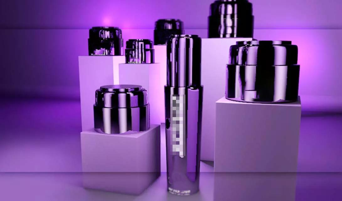 C4D化妆品建模案例视频教程