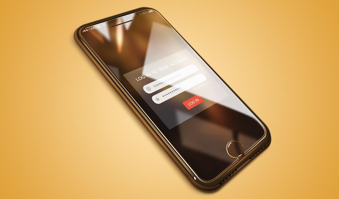 PS手机钢化膜精修视频教程