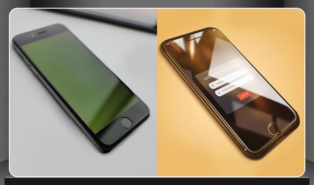 PS【手机钢化膜】精修摄影后期修图(上)视频教程