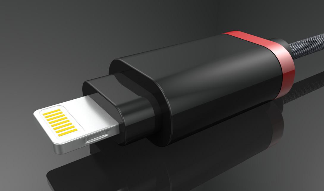 C4DUSB接口建模渲染视频教程