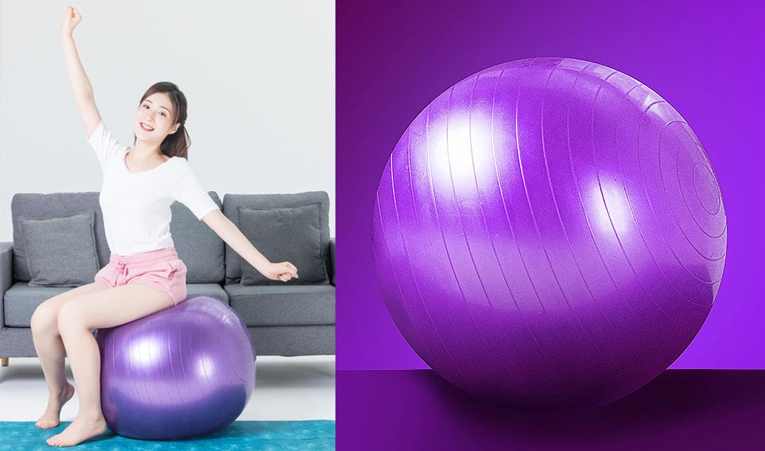 PS瑜伽球精修健身器材类制作修图技巧视频教程