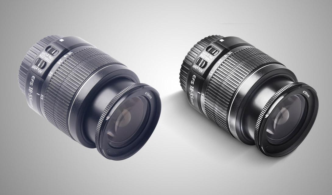 PS单反镜头摄影后期产品精修视频教程